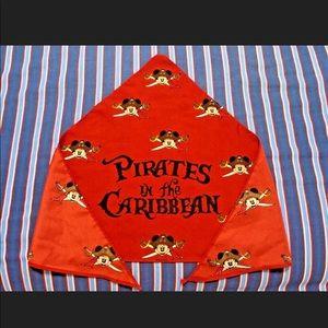 Disney Pirates of the Caribbean Bandana 👯♀️